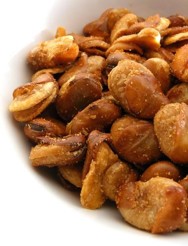 Tuinbonen snack