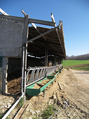 Fermeture d'une ferme