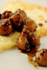 Saganaki with Peppered Figs© by Haalo