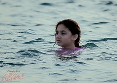 girl in the water (Ausamah) Tags: history sex bahrain gulf middleeast culture arabic east arab historical arabian middle manama bahraini                               albahrain
