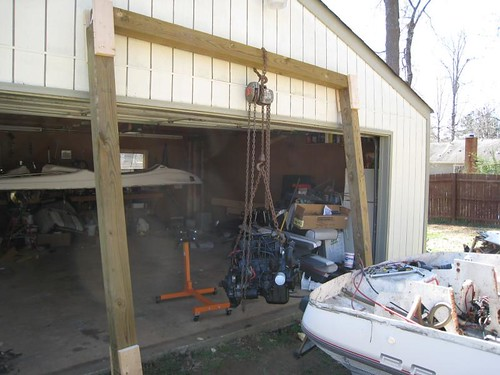 Homebrew Engine Hoist The Ranger Station Forums