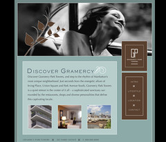 Gramercy Park Towers - version 1 (Cristian Bosch) Tags: screenshots webdesign template mockups webtemplate mockdesign webcomps