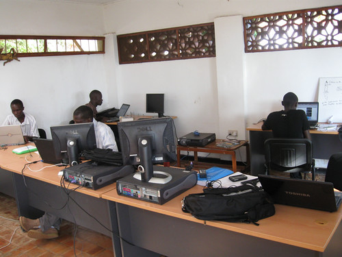 Appfrica Labs old office