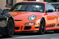 Lamborghini Gallardo Superleggera vs. Porsche 911 997 GT3 RS (Martijn M.) Tags: belgium 911 porsche vs lamborghini rs gallardo trackday gt3 997 spafrancorchamps superleggera bookatrackcom