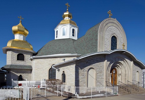 St. Michael's Ukrainian Catholic Church