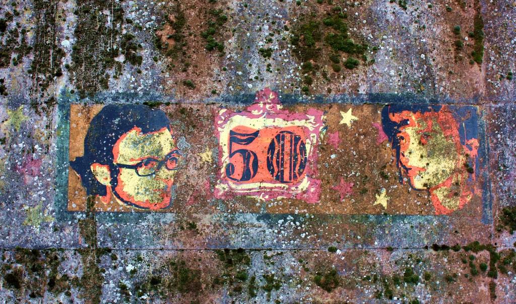50 graffiti