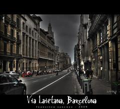 Via Laietana - kdd-bcn