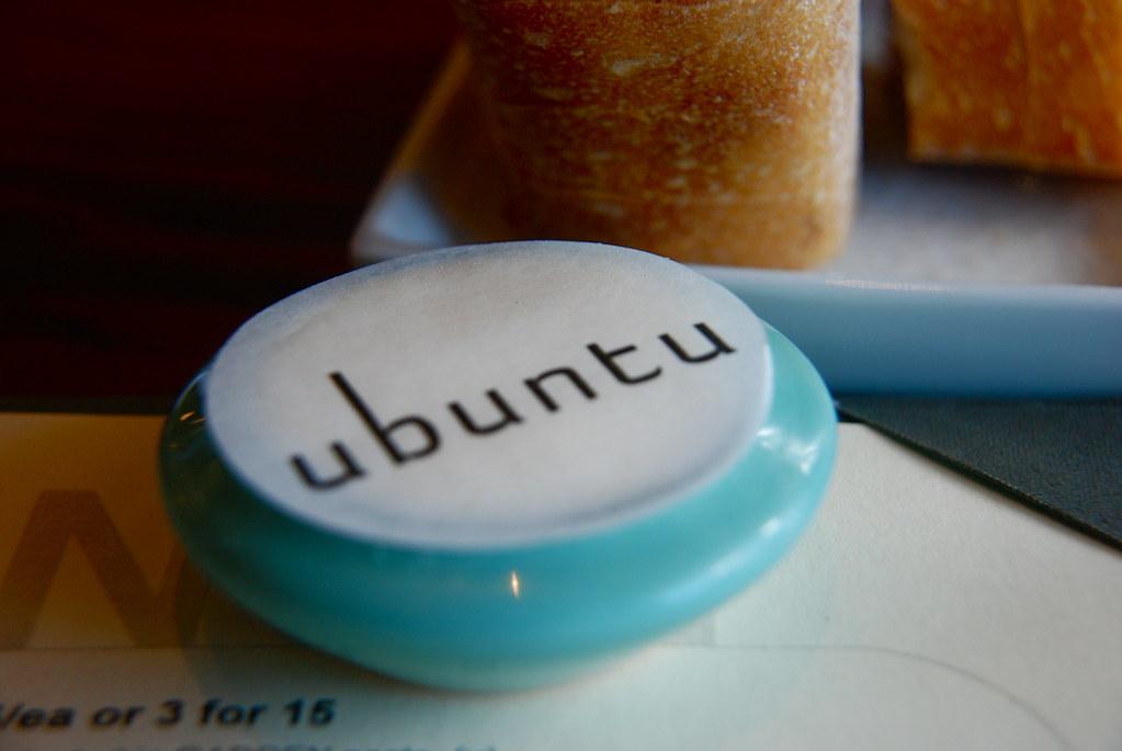 ubuntu butter