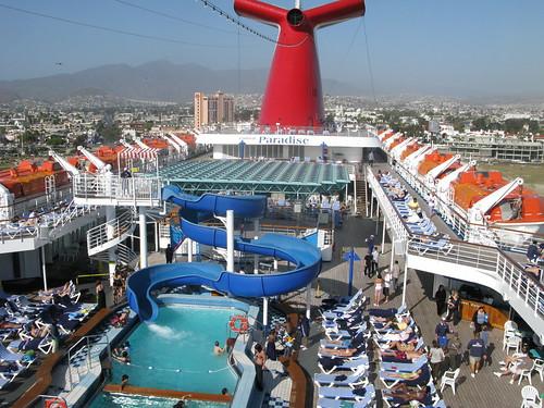 Carnival Cruise If I Could Turn Back Time Caroline On Crack - Cruise to ensenada