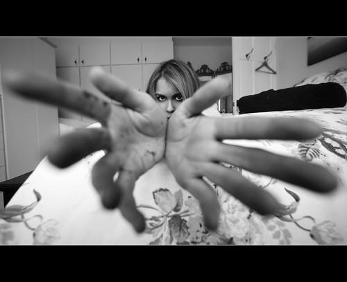 Cheryl Mills|Hands