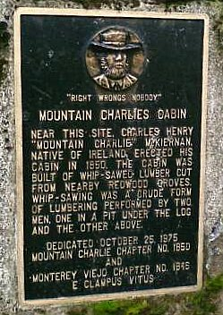 Mountain Charlie's Cabin