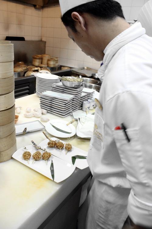 Tai Zhi Heen kitchen 4