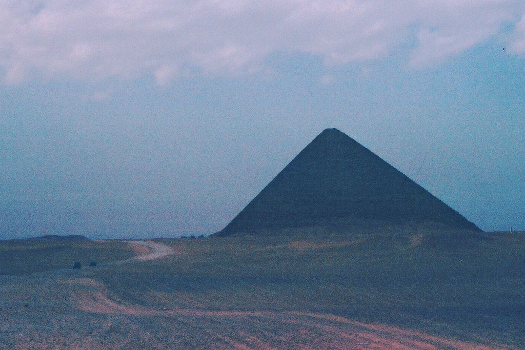 Red Pyramid - Dashur