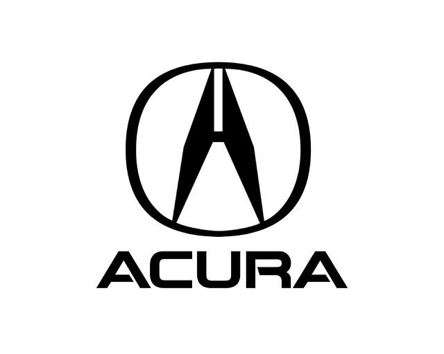 سيارة Acura logo Acura