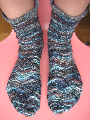 Potpurri Socks - above