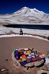 Lunch above 4000m (msdstefan) Tags: pictures chile trip travel schnee sky panorama holiday snow landscape lunch volcano pics urlaub himmel nikond50 best andes fabulous landschaft rtw soe nicest altiplano chileno vulkan anden stefans otw 5photosaday landschaftsbild aplusphoto diamondclassphotographer platinumheartaward 100commentgroup fabbow expressyourselfaward platinumbestshot stefansbest mygearandme mygearandmepremium mygearandmebronze mygearandmesilver