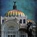 Palacio de Bellas Artes - M�XICO
