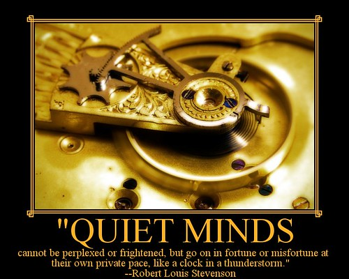Quiet Minds
