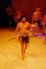Maori Folk Poi Dancers