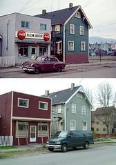 1107 McLean Drive - c1960's/2009 (entheos_fog) Tags: vancouver grandview eastvan app thennow comparisons v0024