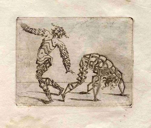 004-Bizzarie di varie figure de Braccelli 1624