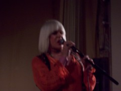 Genesis Breyer P-Orridge (michaelbarraco) Tags: music art concert industrial dalmation horn genesis throbbing sleazy gristle