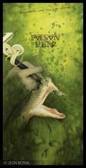 Poison Pen2 *Available* (Leon Botha) Tags: africa art painting lemon south leon swords liquid slices botha of