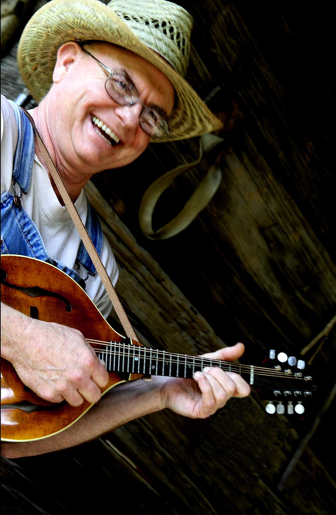 Music Maker at Museum of Appalachia