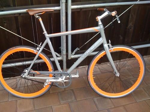 My new Trek District city bike