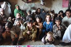 Swati IDPs in Golra, Islamabad