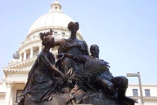 State Capitol: Jackson, Mississippi