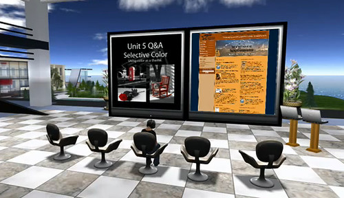 Virtual Meeting & 3d Education Tools in Second Life | Second Life ...