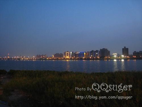 你拍攝的 社子島河濱3。