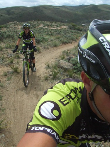 Gunnison Growler: Course pre-ride