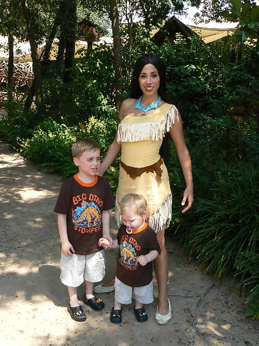 Pocahontas who they asked