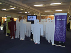 Design Institute of Australia 10mm X-Board Standees