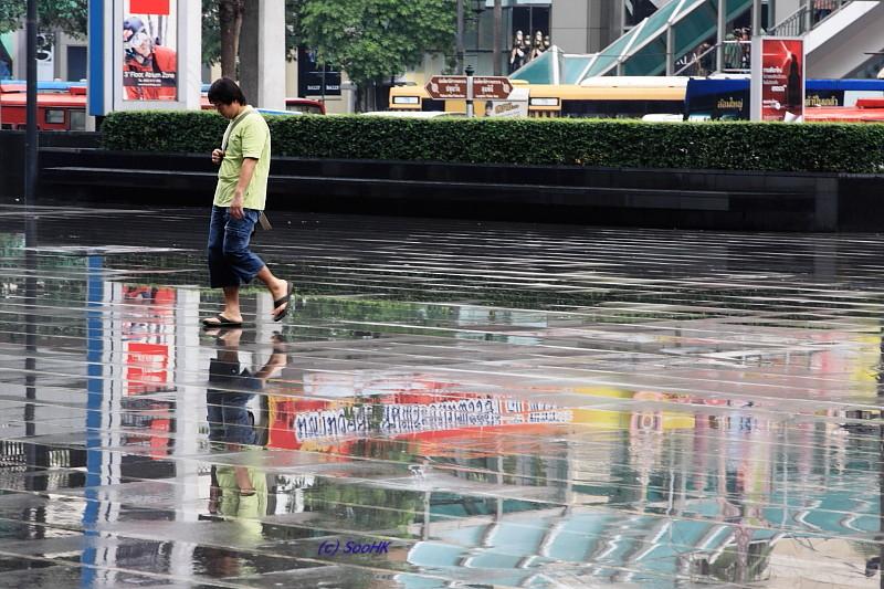 Sad @ Bangkok, Thailand