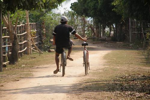 109.高難度的腳踏車騎乘