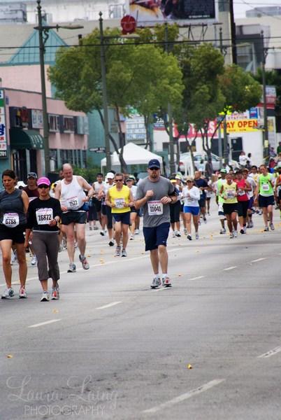 Doug running