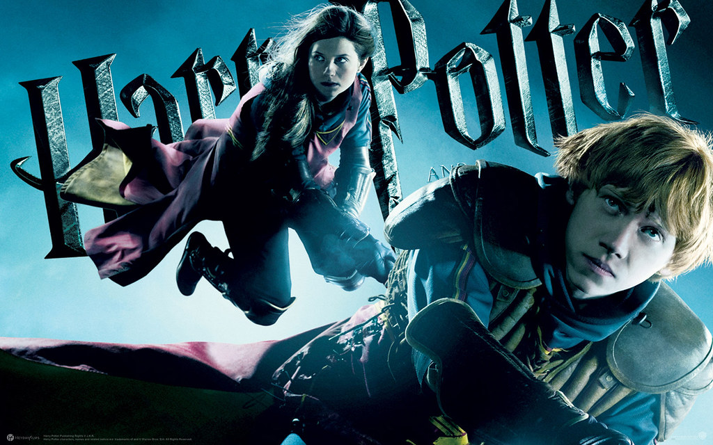 Harry Potter and The Half Blood Prince Wallpaper