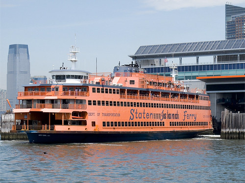 Staten Island Ferry by you.