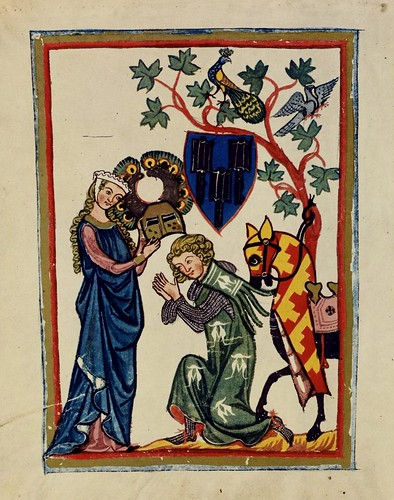 004- Walther I-Codex Manesse