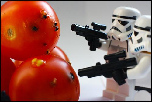 Stormtrooper Targetpractice - 01