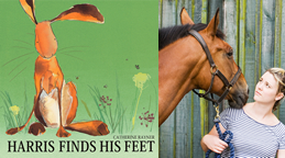 Harris Finds His Feet - Catherine Rayner