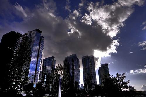 フリー画像| 人工風景| 建造物/建築物| 街の風景| ビルディング|       フリー素材|