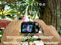 FOTOGRAFANDO O FOTÓGRAFO!