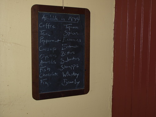 Kelley Farm pantry list