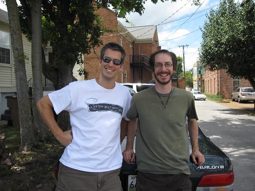 Tim and Freddie