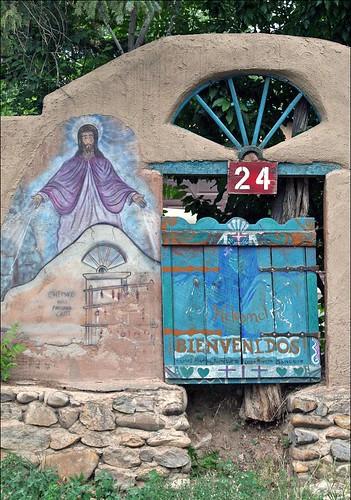 Door in Chimayo