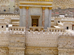 The Second Temple (jglsongs) Tags: history museum israel model ancient view jerusalem   newcity yerushalayim ancienttemple  givatram israelmuseum shrineofthebook     66bc 66bce